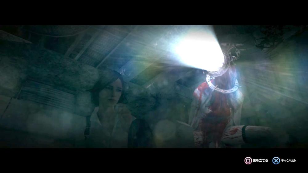 『サイコブレイク ザ・アサインメント』のスクリーンショット