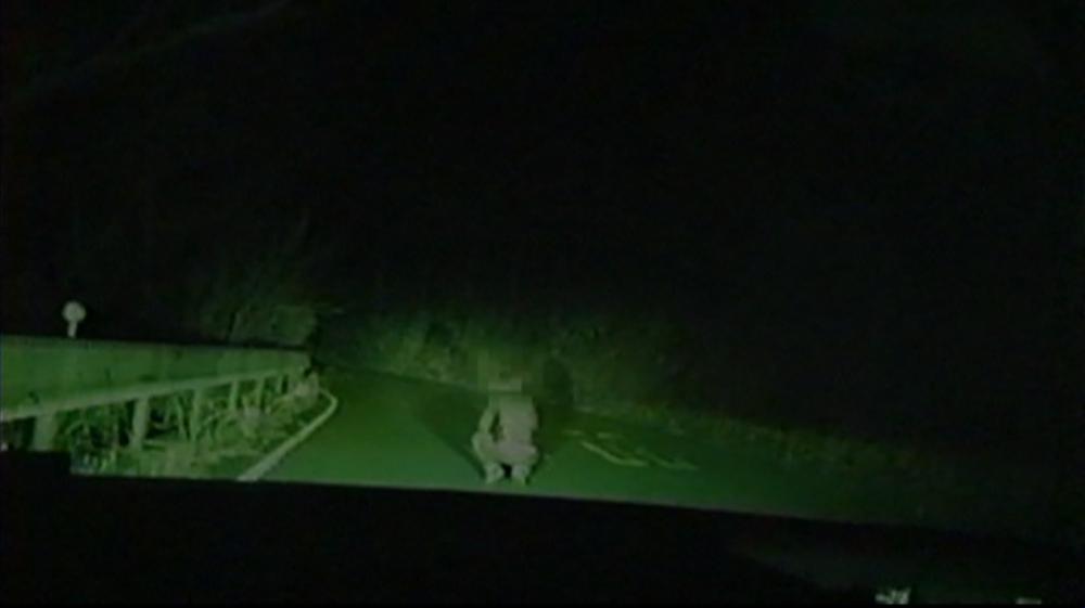 『闇動画3』夜の峠道
