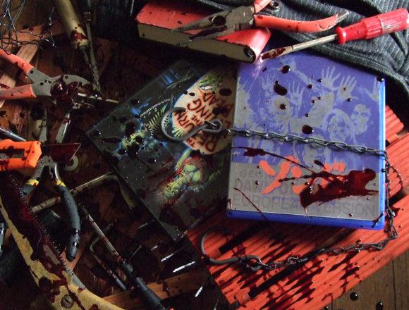 ゾンビ映画のイメージ